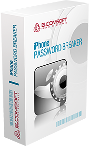 ElcomSoft iPhone Password Breaker