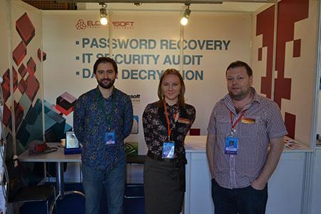 Yuri Gubanov (Belkasoft) & ElcomSoft