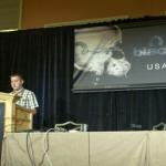 Black Hat, Andrey's presentation