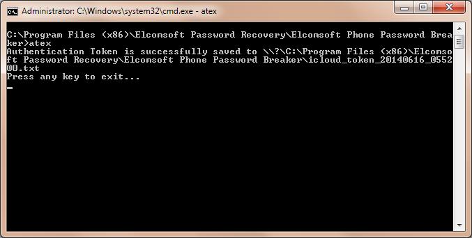 Breaking Into iCloud: No Password Required   ElcomSoft blog