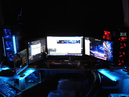 Sethioz PC setup