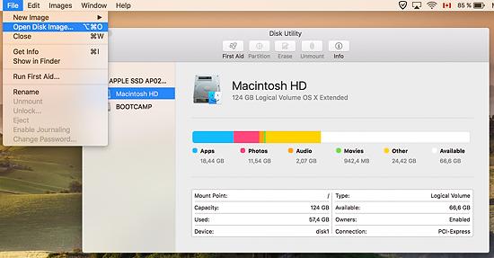 Mac OS Forensics: Attacking FileVault 2 | ElcomSoft blog