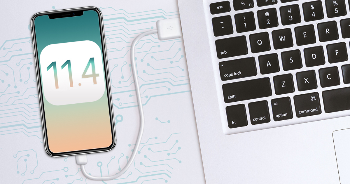 iOS 11 4 1 Beta: USB Restricted Mode Has Arrived | ElcomSoft blog