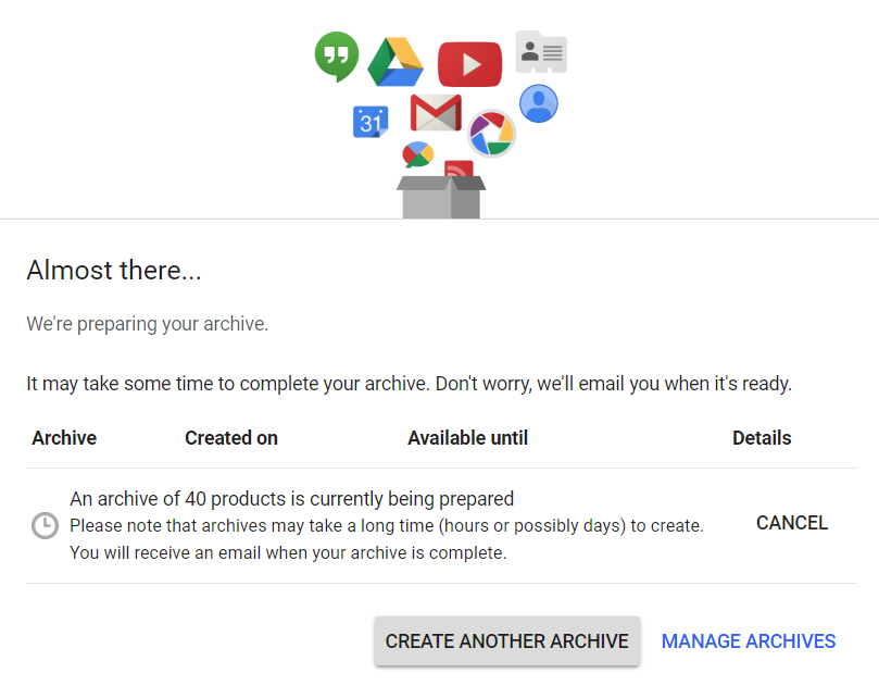 Accessing Google Account Data without a Password | ElcomSoft