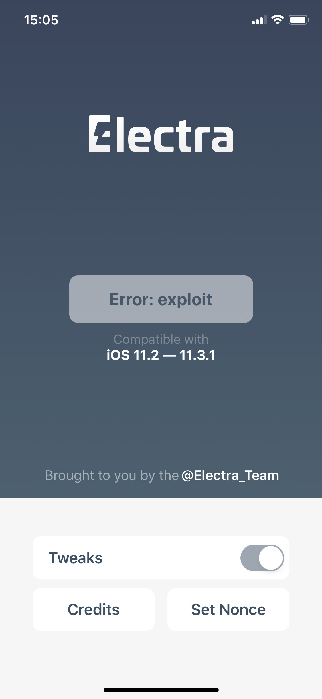 Using iOS 11 2-11 3 1 Electra Jailbreak for iPhone Physical