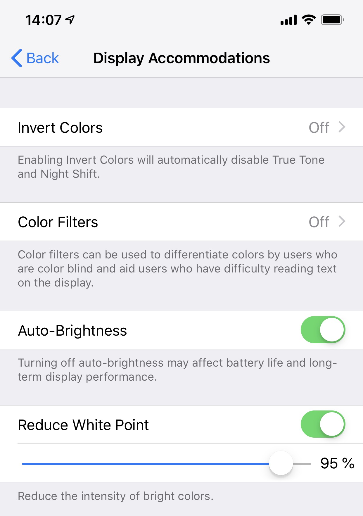 iPhone Xs PWM Demystified: How to Reduce Eyestrain by Disabling