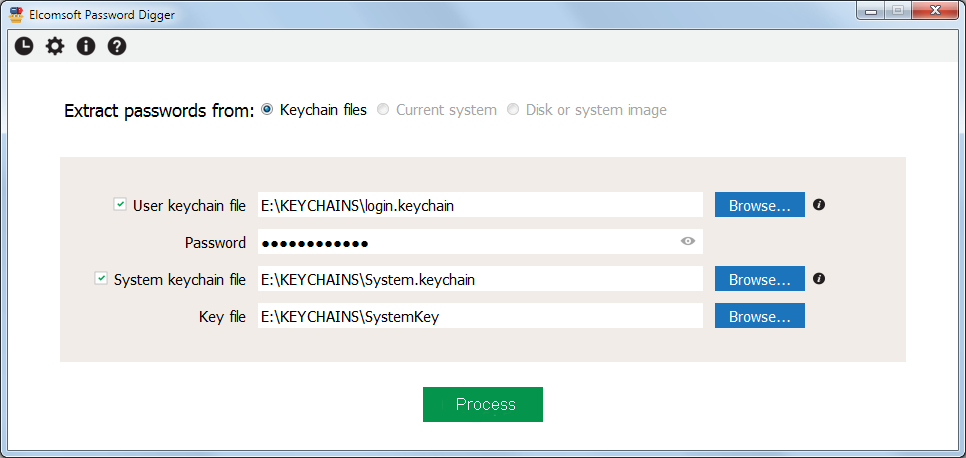 Keychain.plist