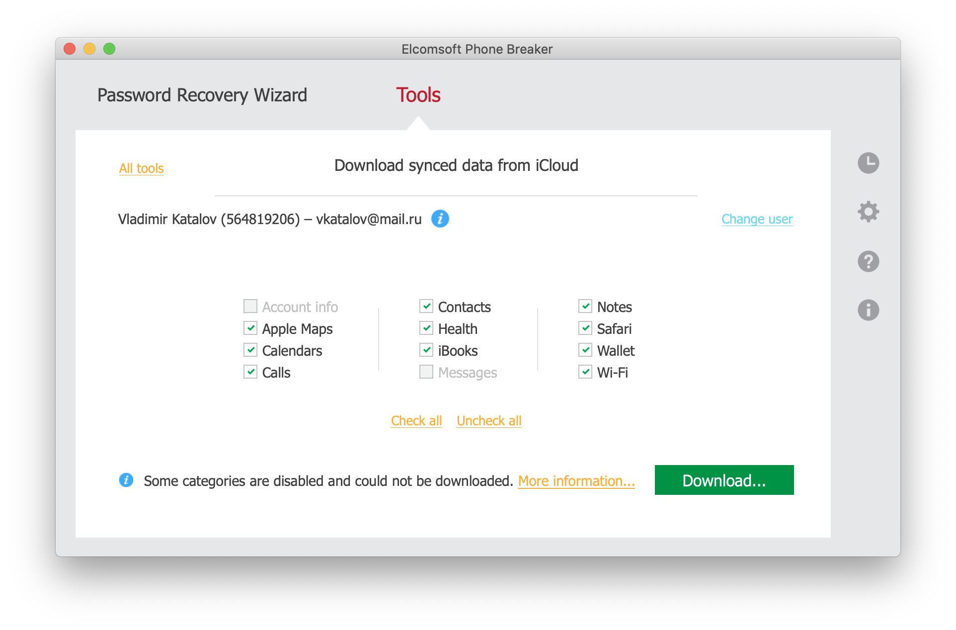 Accessing iCloud With and Without a Password in 2019 | ElcomSoft blog