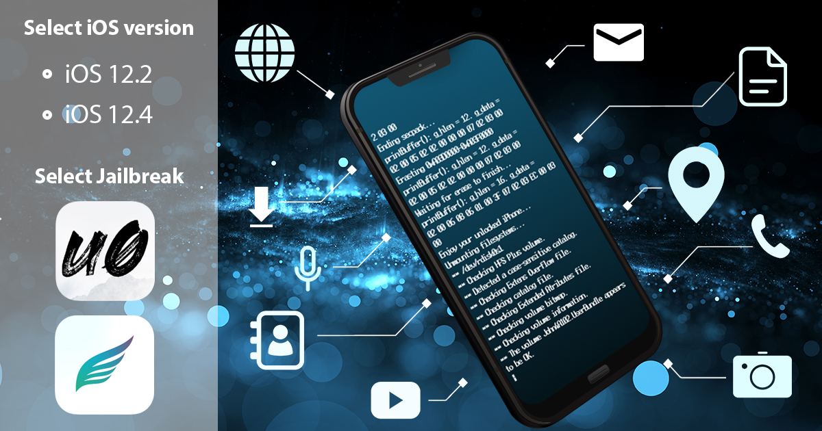 iOS 12 4 File System Extraction | ElcomSoft blog