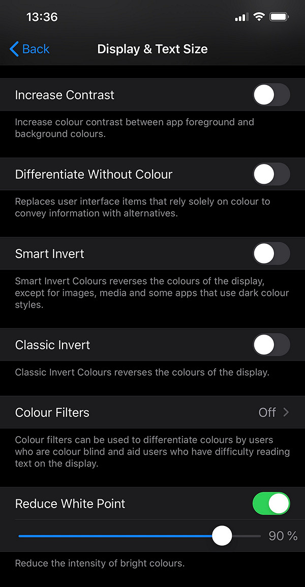 Using Dc Dimming To Stop Pwm Flickering In Iphone 11 Pro And Pro Max Google Pixel 4 And 4 Xl Elcomsoft Blog