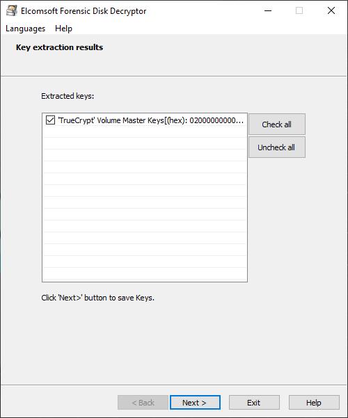 umair-akbar-efdd search4 - Breaking VeraCrypt: Obtaining and Extracting On-The-Fly Encryption Keys